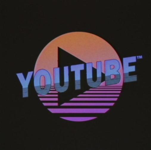 Logos retro inspirados en los 80's