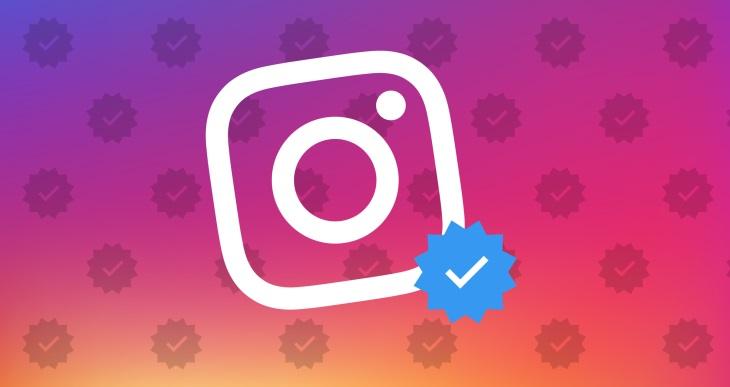 insignias de verificado de Instagram