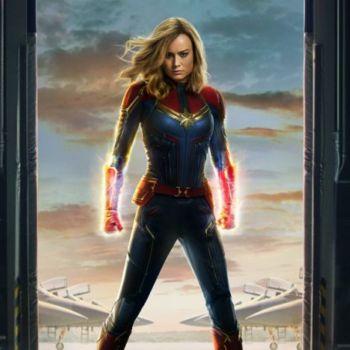 Lanzan primer trailer oficial de Captain Marvel