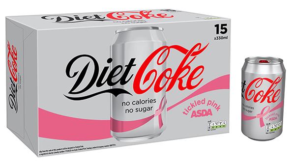 Coca-Cola cáncer de mama