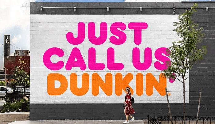 Nueva imagen de Dunkin Donuts
