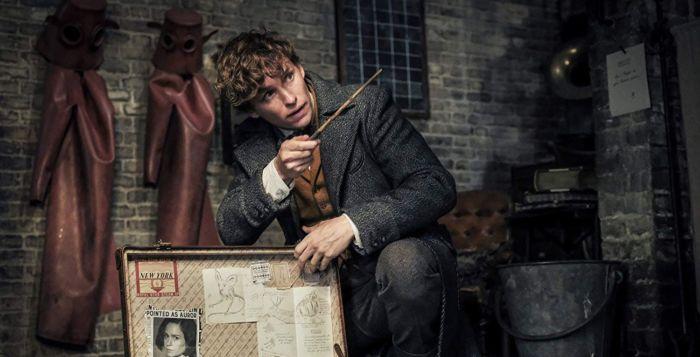 Fantastic Beasts: the Crimes of Grindewald