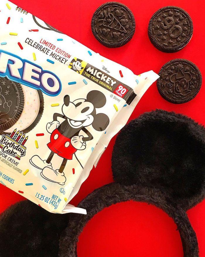 Oreo Mickey Mouse (1)