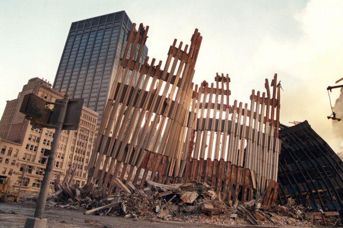 Imágenes para recordar el 9/11