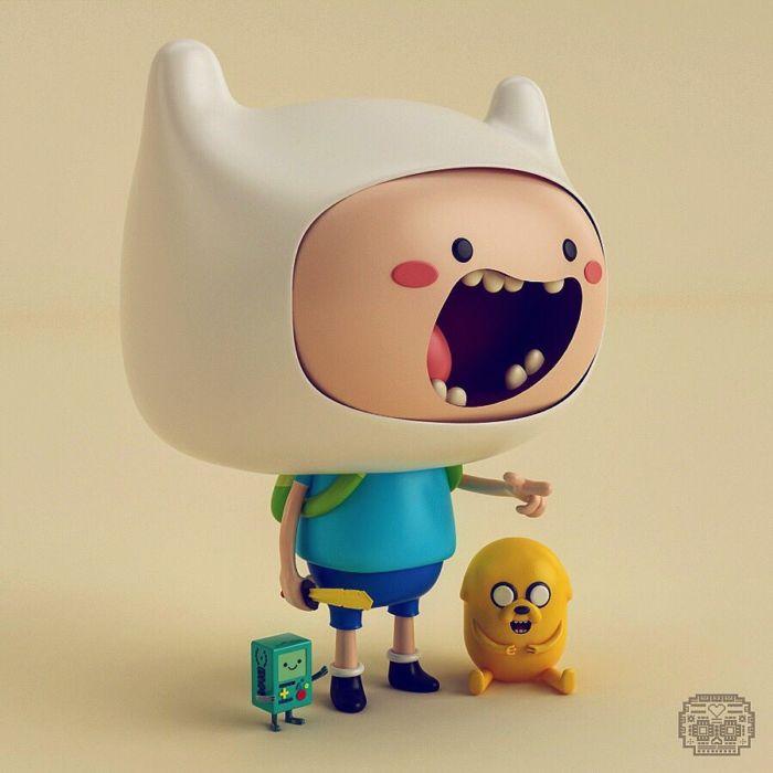 personajes en 3D (6)