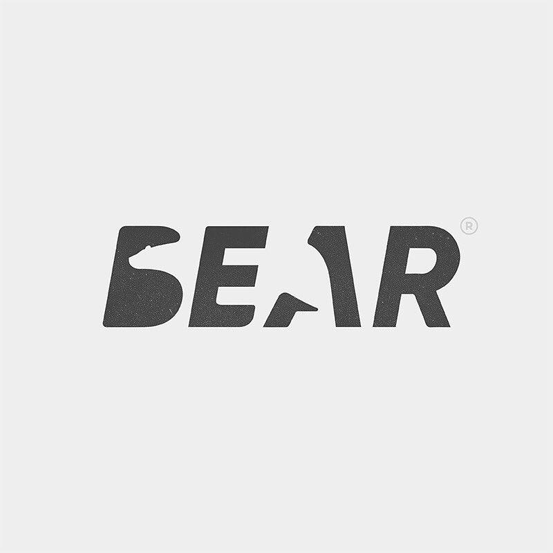 Diseños de logos que aprovechan el espacio negativo