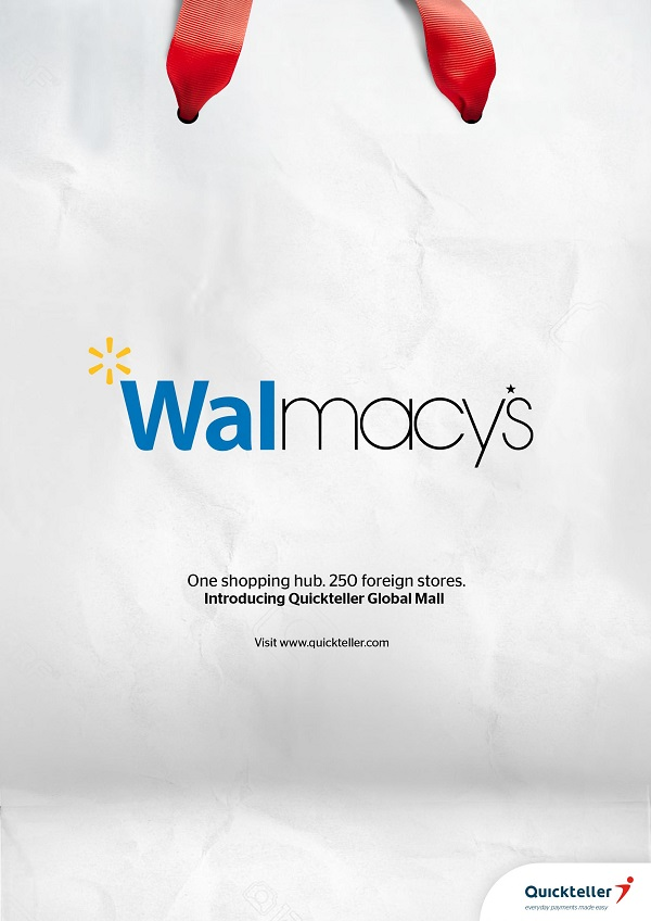 Walmart + Macy's