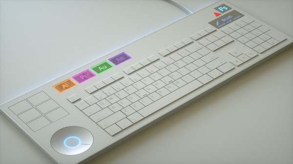 Adobe Keyboard (3)
