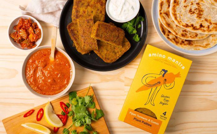 diseño de packaging para una marca vegana