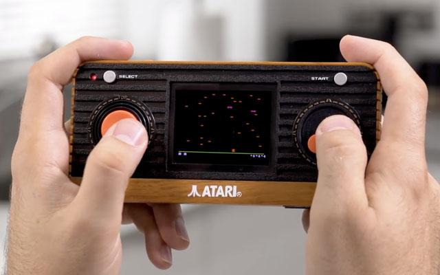 Consola portátil de Atari
