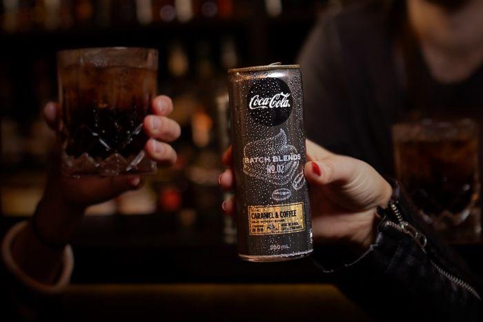 Coca-Cola lanza su nueva bebida para adultos