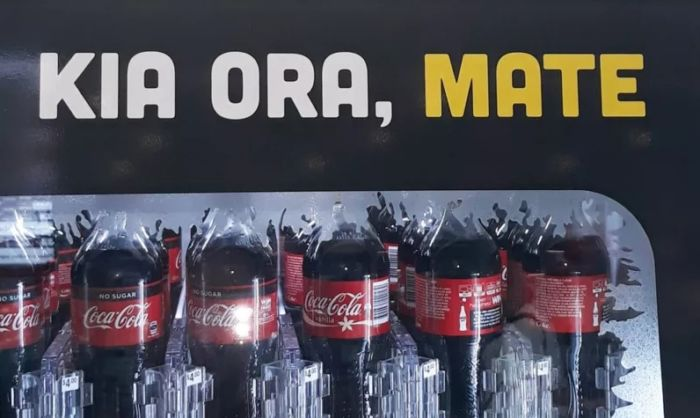 Coca-Cola desea accidentalmente 'la muerte' a sus consumidores