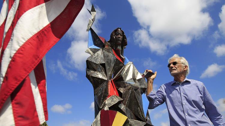 Estatua de la libertad (virgen maria) (1)