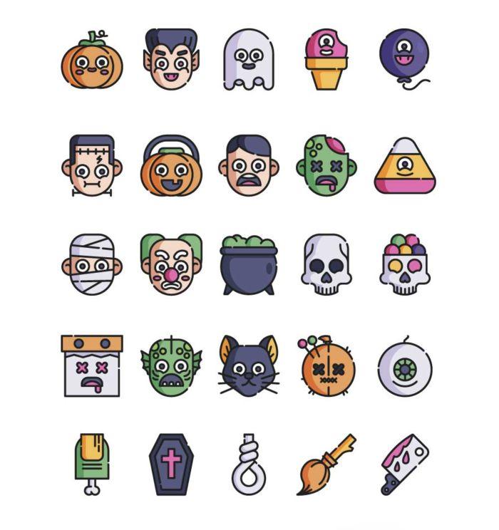 Iconos Halloween (3)