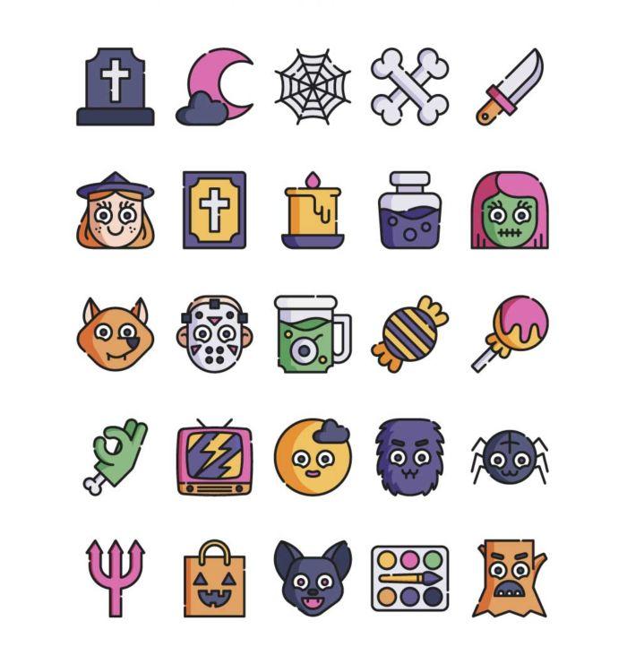 Iconos Halloween (4)