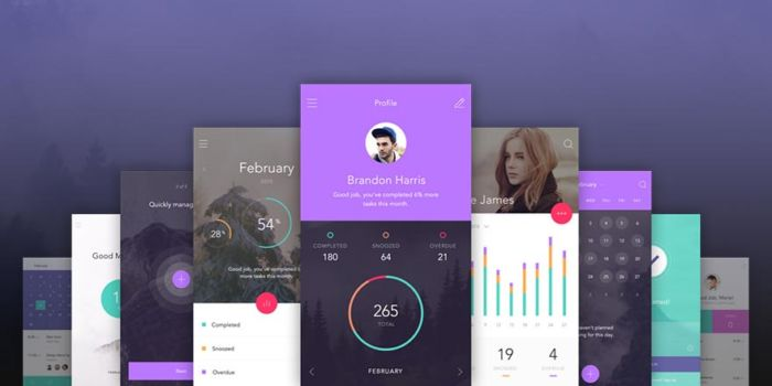 Kits de diseño UI de InVision