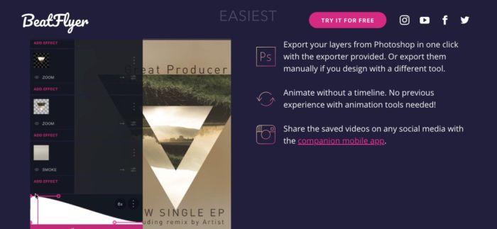 web para crear animaciones con nuestros diseños