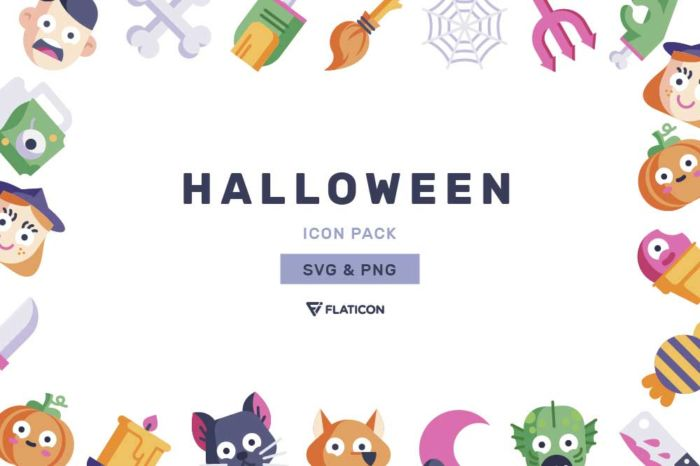 Paquete de iconos de halloween
