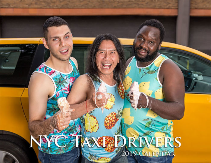 Calendario taxistas NY 2019 (1)