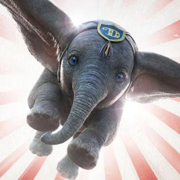 Dumbo de Tim Burton devela su primer trailer
