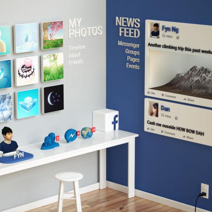 Facebook UI (1)