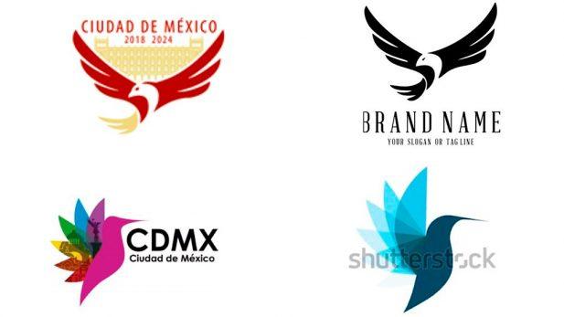 Logos finalistas para la nueva imagen del gobierno de la CDMX