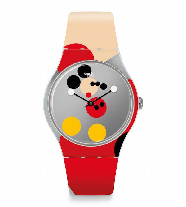 Swatch reimagina a Mickey Mouse (1)