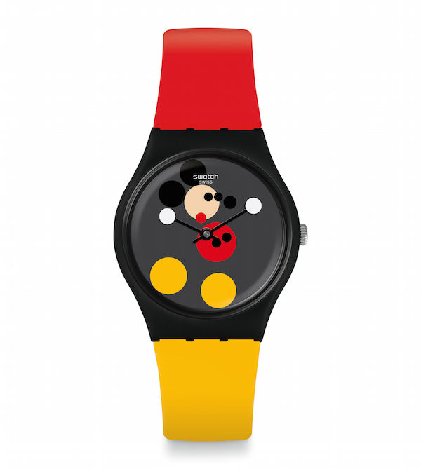 Swatch reimagina a Mickey Mouse (2)