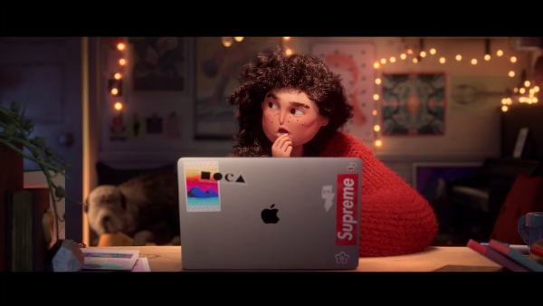 Share your gifts corto de Apple
