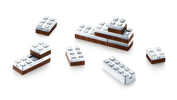 Bloques LEGO de lujo