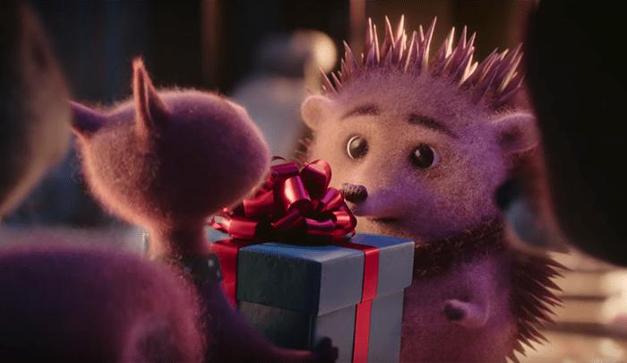 Anuncio navideño que se ha vuelto viral