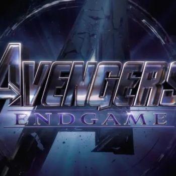 Marvel presenta el primer trailer de Avengers: EndGame