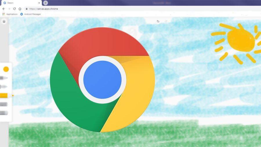 Canvas de Google Chrome