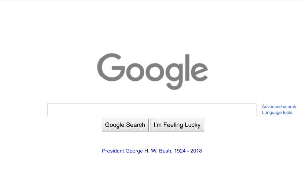 Google elimina colores de su logotipo