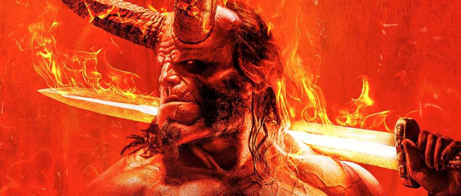 primer trailer de Hellboy