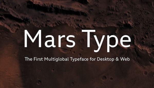 Mars Type