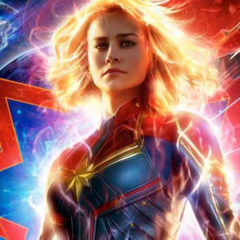 Captain Marvel estrena su segundo trailer lleno de acción