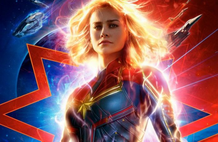 Segundo trailer de Captain Marvel