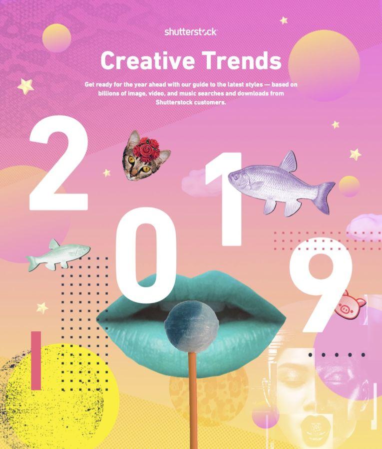 Tendencias creativas 2019