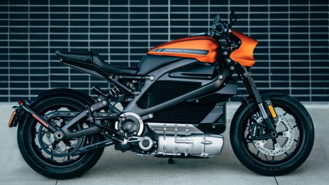 Moto eléctrica Harley-Davidson