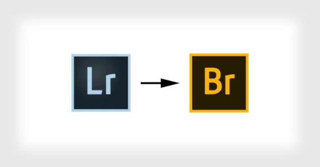 Adobe Bridge la alternativa a Lightroom