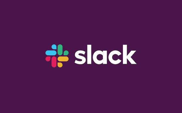 Nuevo diseño de logo de Slack
