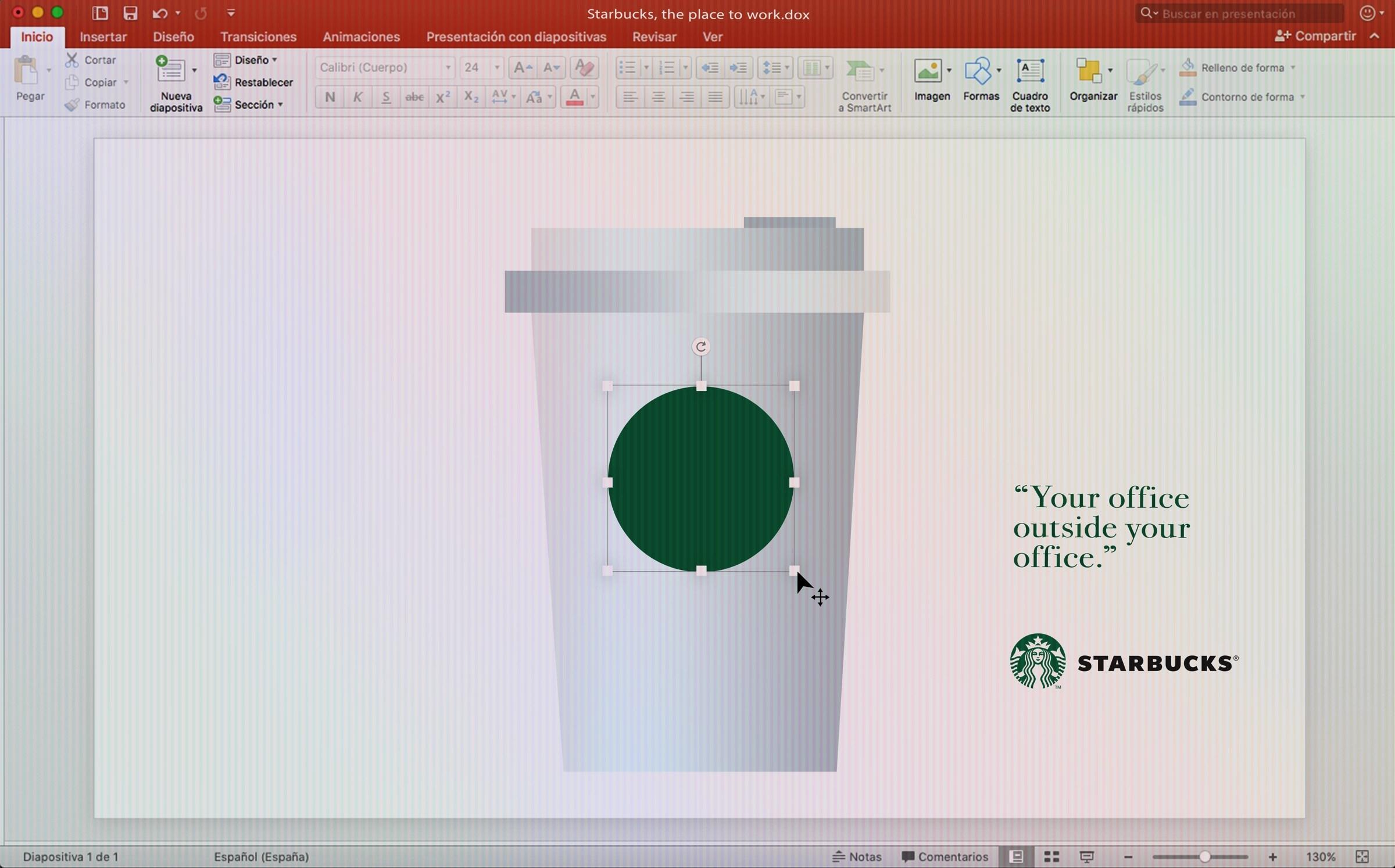 Campaña de Starbucks
