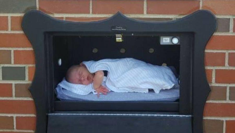 buzones para abandonar bebés no deseados