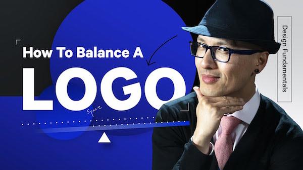 Cómo equilibrar el diseño de tu logo