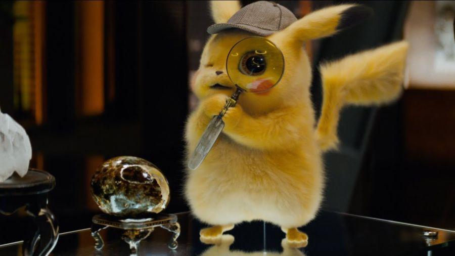 Nuevo trailer de Detective Pikachu