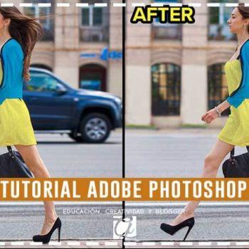 Como eliminar objetos de fotografías con Photoshop