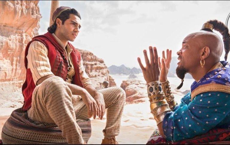 Nuevo trailer Aladdin