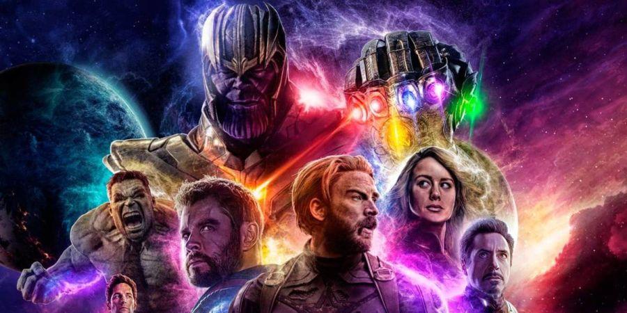 trailer final de Avengers Endgame