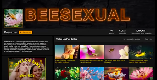 BeeSexual